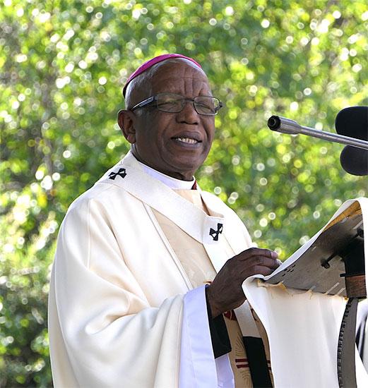 Archbishop Buti Tlhagale