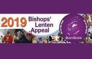Catholic Bishop's Lenten Appeal 2019 Newsletter